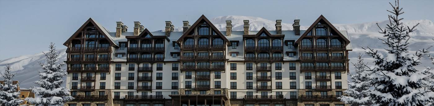 Yeni il Dağlıq ərazidə ideal məkanda - Park Chalet Hotel - Şahdağ 3 gecə 4 gün