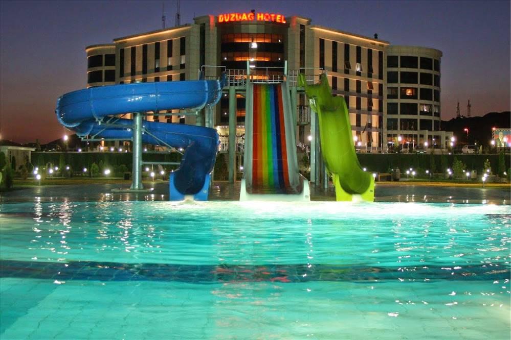 Image result for duzdağ oteli