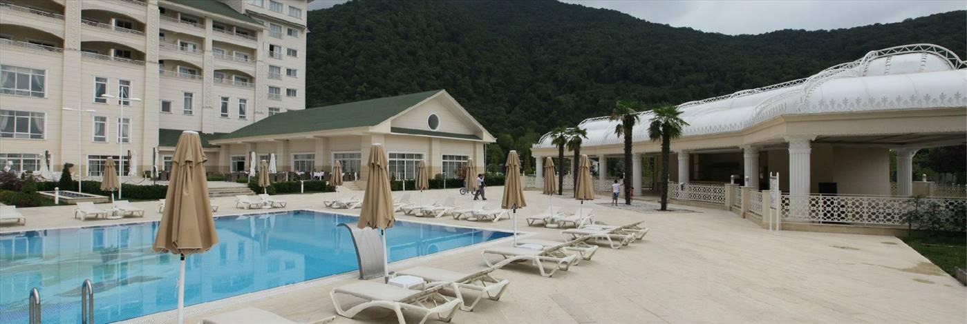 Qafqaz Riverside Hotel - Qəbələ
