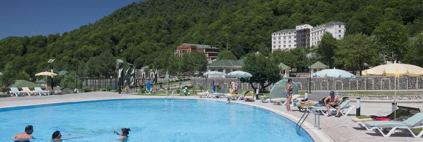 Qafqaz Resort Hotel - Qəbələ