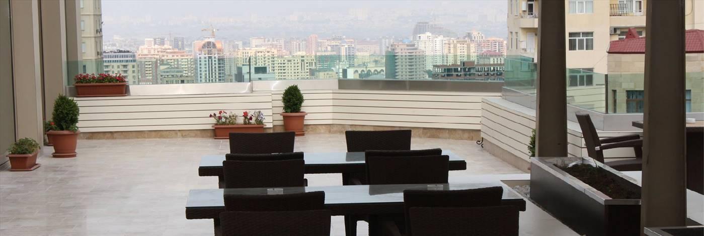 Qafqaz Point Hotel - Bakı