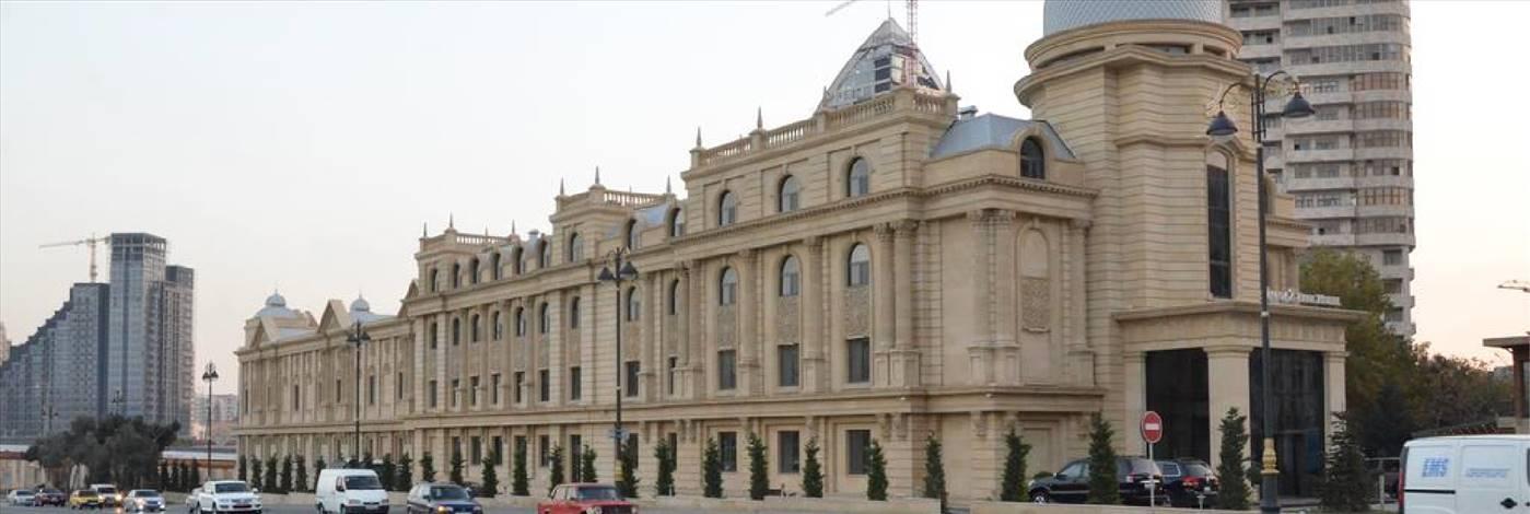 Qafqaz Park Hotel - Bakı