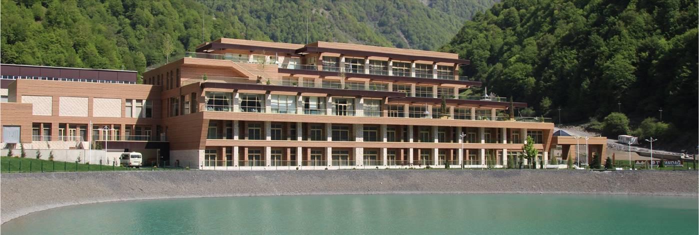 Qafqaz Tufandag Mountain Resort Hotel - Qəbələ