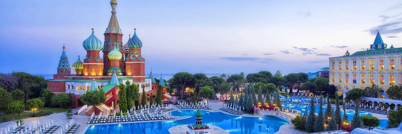 Antalya Kremlin Palace  Lara  5*