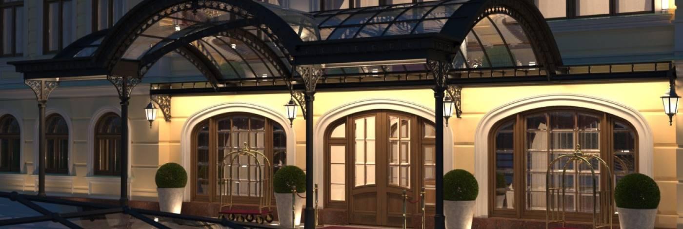 "Sankt-Peterburq "" Tsar Palace Luxury "" Hotel  & SPA"