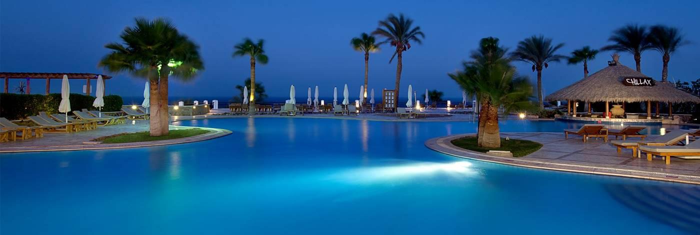 """Sharm El Sheikh """" Hilton Waterfalls Resort """""""