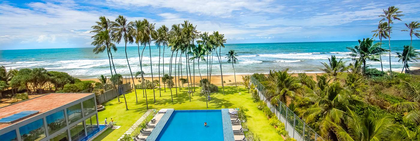 Şri-Lanka - Citrus Waskaduwa Hotel  5*