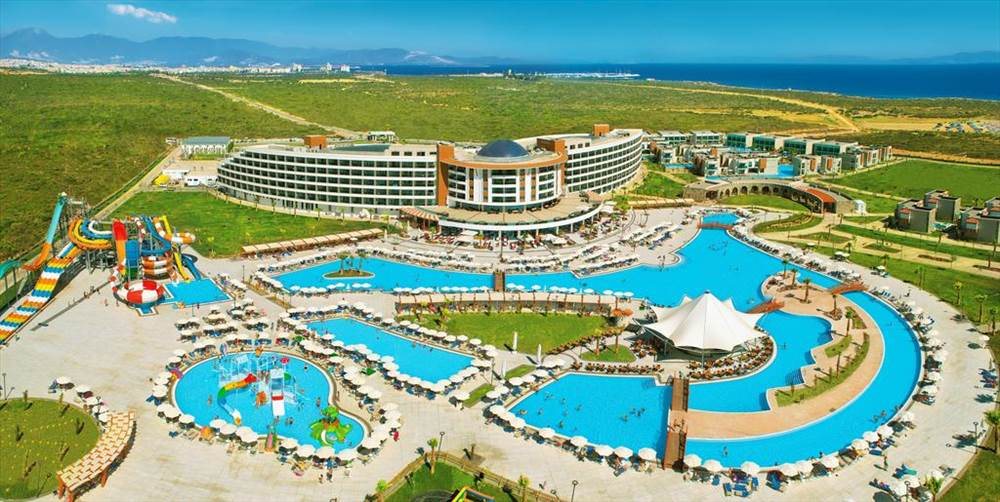 Aquasis De Luxe Resort & SPA  5* - Bodrum (Didim)