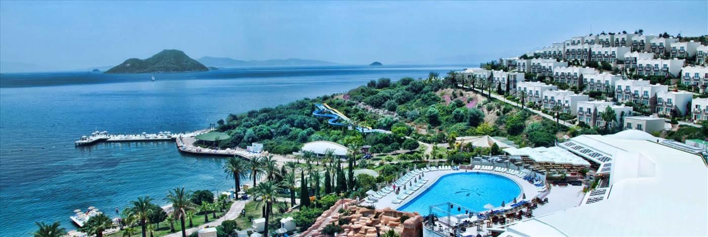 Yasmin Bodrum Resort 5* - Bodrum