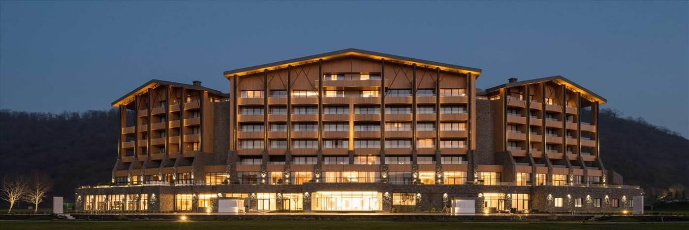 Chenot Palace Hotel 5* Qəbələ