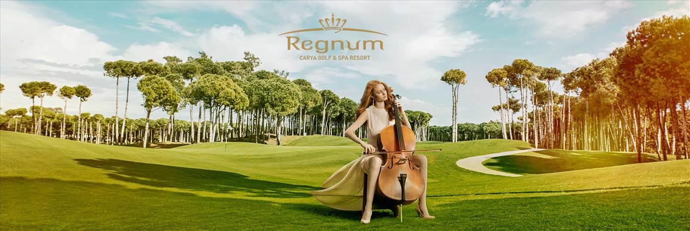 Regnum Carya Golf & SPA Resort 5* - Antalya (Bələk)