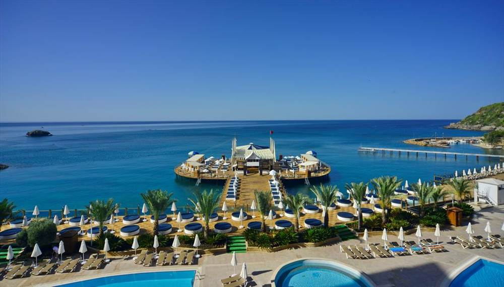 Orange County Resort Hotel Alanya   5*-  Antalya (Alanya)