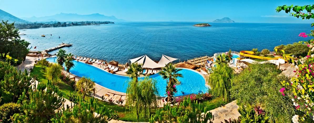 Kadikale resort 5* Bodrum
